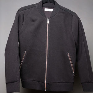 Everlane Jackets & Coats - Everlane Street Fleece Bomber